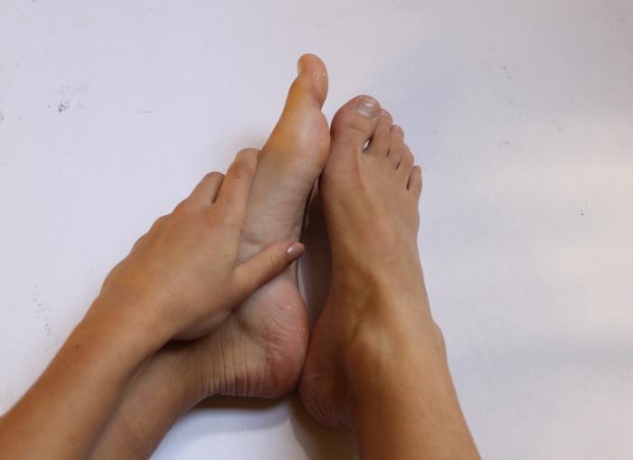 Jak pečovat o nohy a chodidla