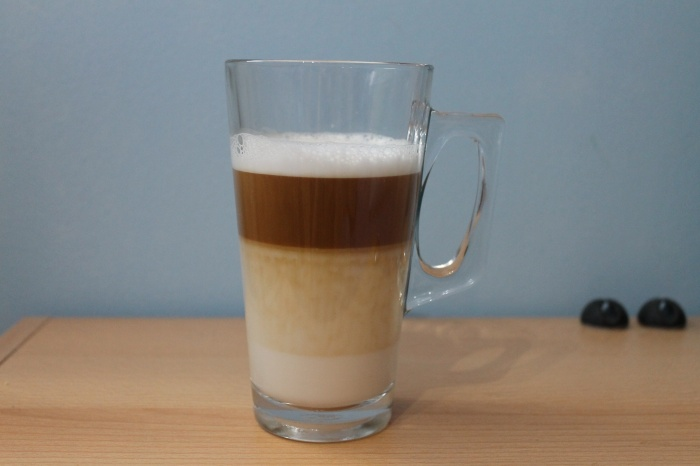 Jak si udělat latté macchiato