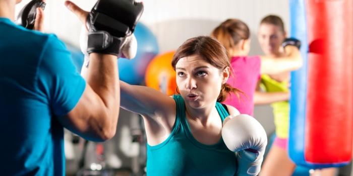 Moderní hubnutí pomocí boxování